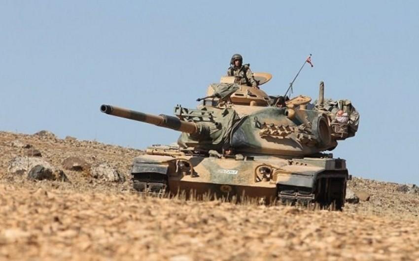 Suriyada Türkiyənin 2 hərbçisi şəhid olub, 15-i yaralanıb