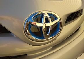 """Toyota"" Ginnessin rekorduna imza atıb"