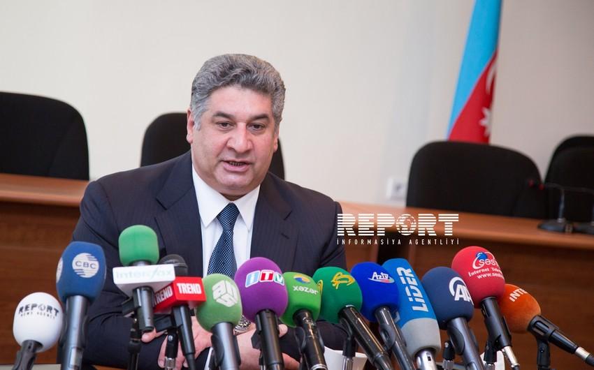 Nazir: Azərbaycan Bakı-2015-də Ermənistan tərəfinə lazımi təhlükəsizlik təminatı verəcək