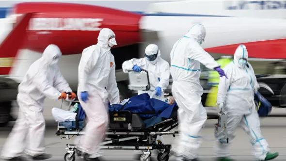 В Германии коронавирусом заразились около 200 тыс. человек