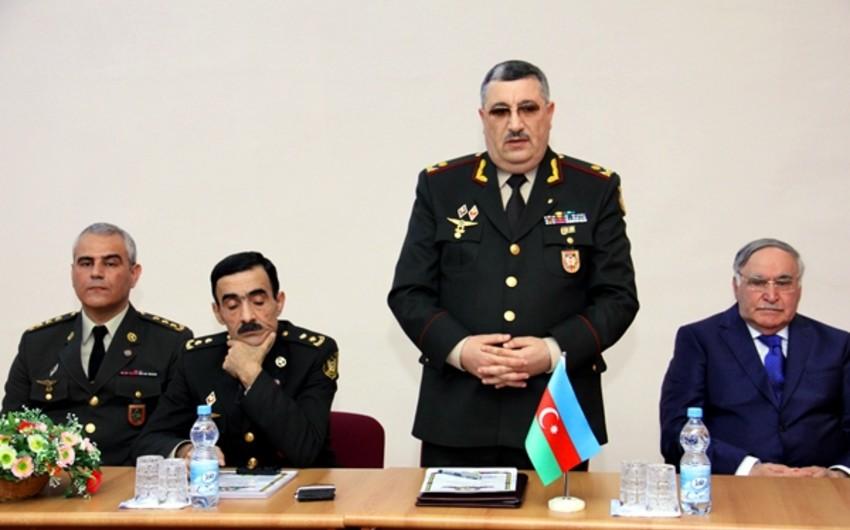 Azərbaycanda tibb bacılarına çavuş hərbi rütbəsi verilib