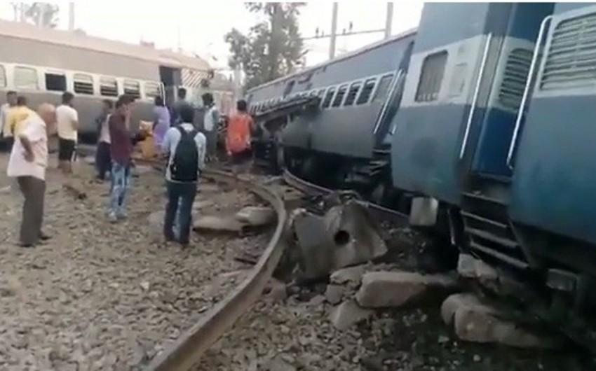 Five dead after train derailment in India