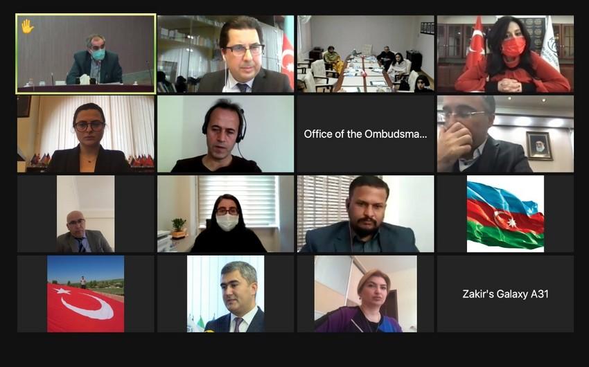 Ombudsman institutu İƏT ölkələrinin ombudsmanları üçün təlim-seminar təşkil edib