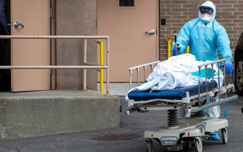 Almaniyada koronavirusdan ölənlərin sayı 7 226-ya çatdı