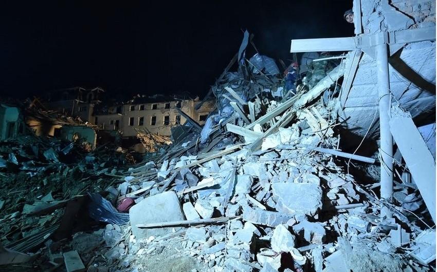 Koreyalı professor: Ermənistan KTMT-dən dəstək almaq üçün Gəncəni bombalayır