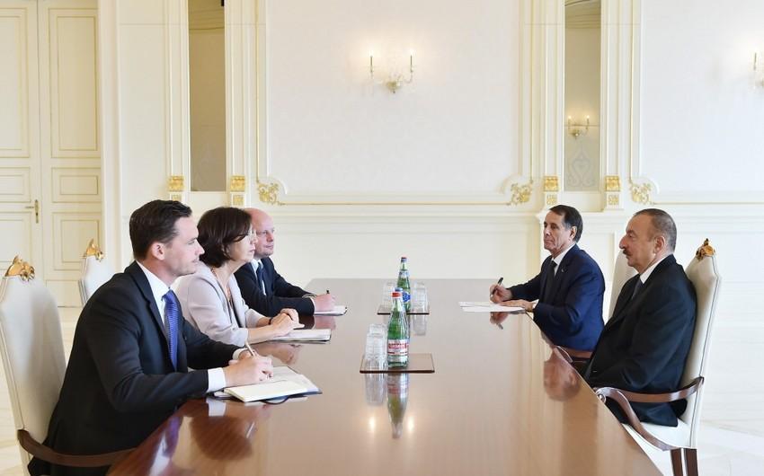 Prezident İlham Əliyev: Ermənistan tərəfi danışıqlar prosesinin uzadılmasında maraqlıdır - YENİLƏNİB