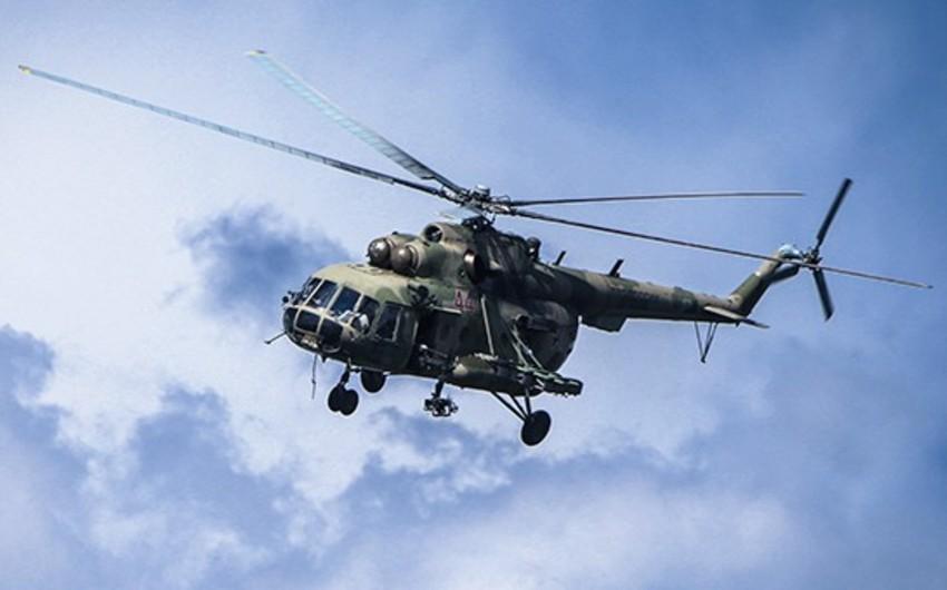 Meksika Rusiyadan hərbi helikopter almayacaq
