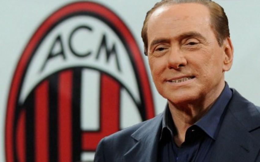 Silvio Berluskoni Milan klubuna qayıdacağını istisna edib
