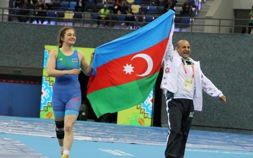 Azərbaycan güləşçisi İtaliyadakı yarışda gümüş medal qazanıb - YENİLƏNİB