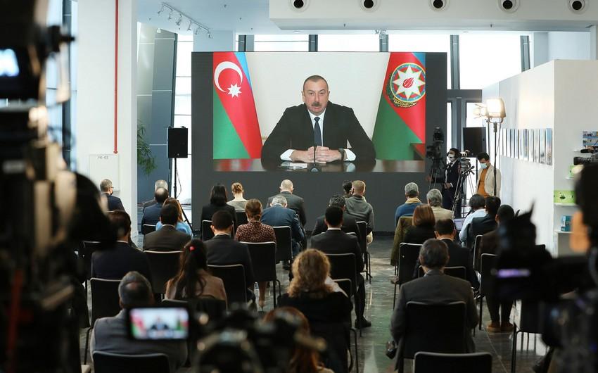 """""""ElDiario"""": İlham Əliyev Ermənistandan 10 noyabr bəyanatının tam icrasını tələb edib"""