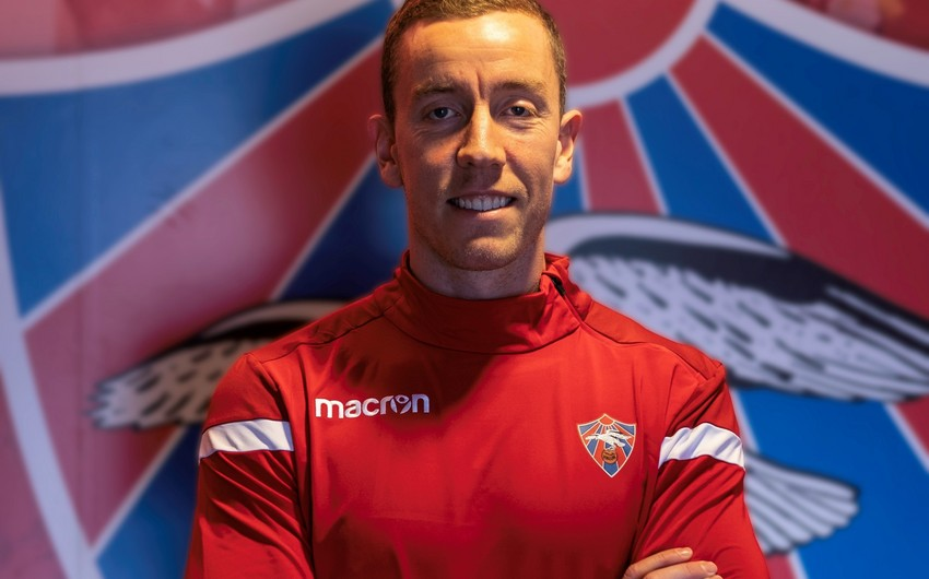 Yeni klubu Qarabağdan ayrılan İslandiya yığmasının qapıçısını təqdim edib - VİDEO