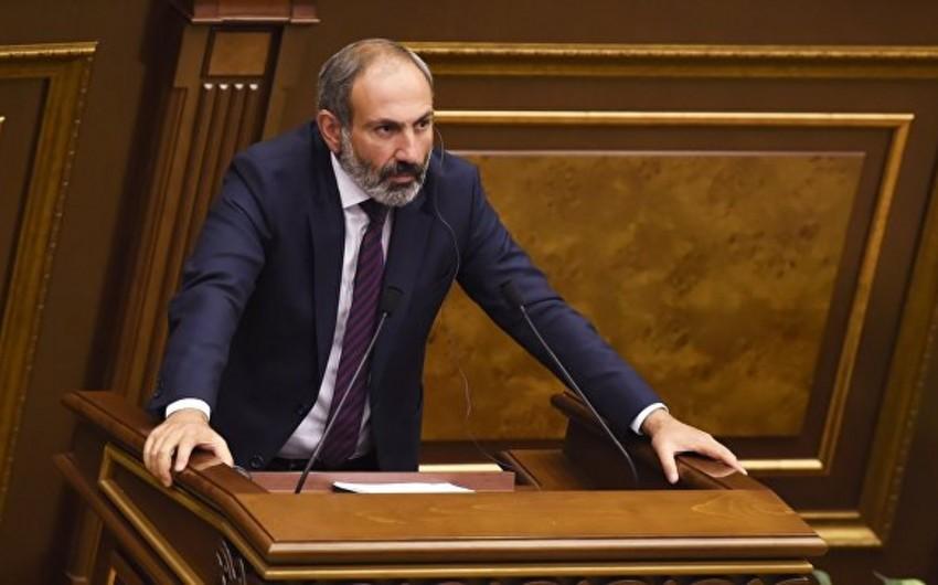 Daşnaksütyun Partiyasının deputatı Paşinyana səs verməyəcəyini açıqlayıb