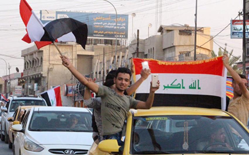Mosulun terrorçulardan azad edilməsi zamanı ölən və yaralanan hərbçilərin sayı açıqlanıb