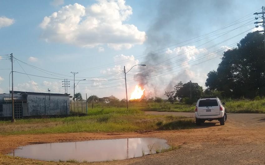 На заводе венесуэльской нефтегазовой компании произошел теракт
