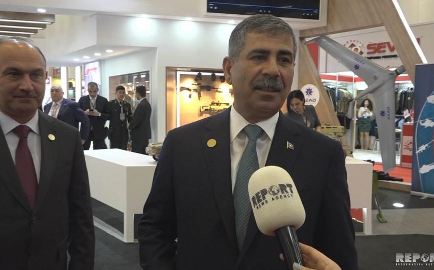 Müdafiə naziri: Azərbaycan Ordusunun döyüş qabiliyyəti ən yüksək səviyyədədir - EKSKLÜZİV