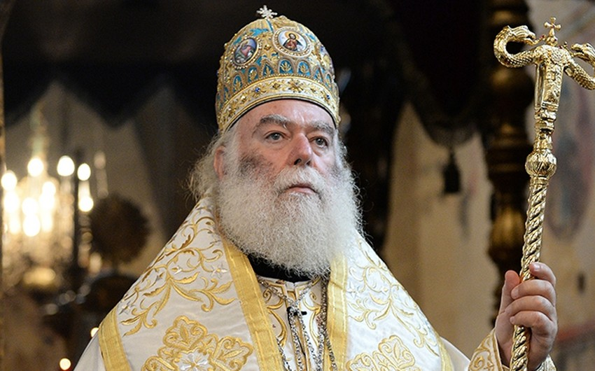 Патриарх Александрийский Феодор II посетит Азербайджан