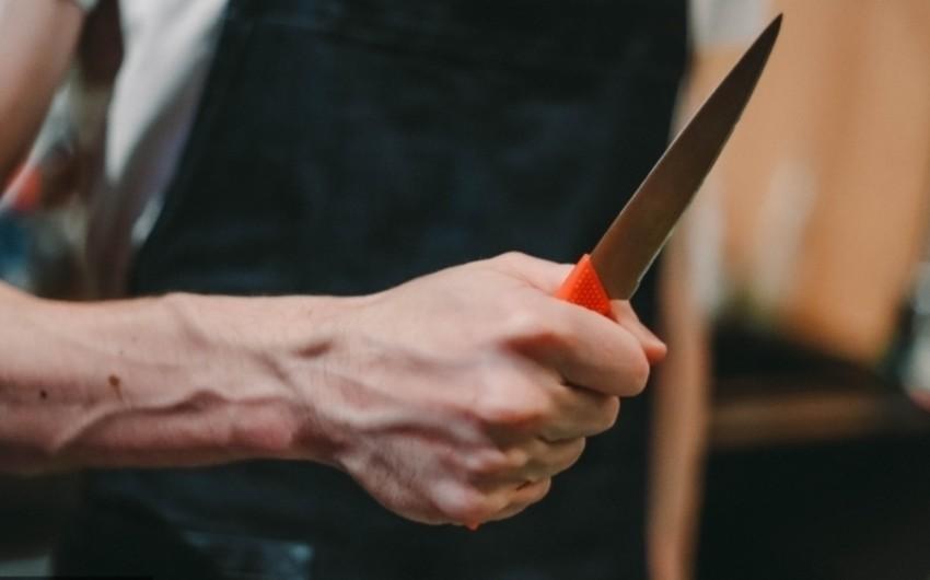 Bakıda dilənçilər bir-birini bıçaqlayıb