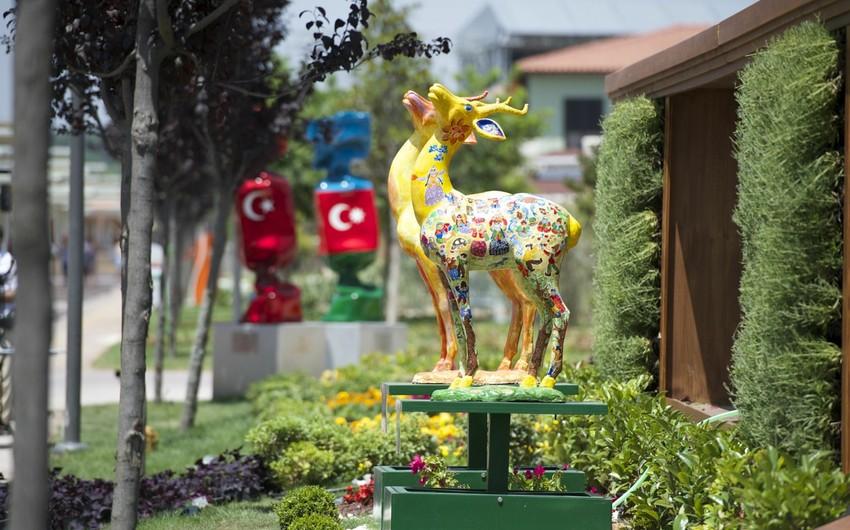 Antalya Ekspo 2016 sərgisində Azərbaycan pavilyonu birinci yer tutub