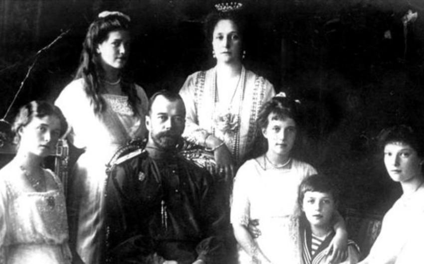 Sankt-Peterburqda II Nikolayın qalıqları eksqumasiya edilib