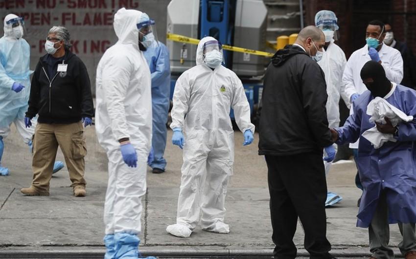 Число зараженных коронавирусом в США превысило 450 тысяч человек