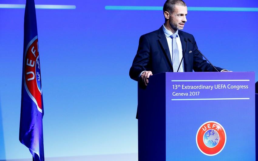 """UEFA prezidenti: Real, Barselona, Yuventus rəhbərliyi futbolu öldürməyə çalışırdı"""""""