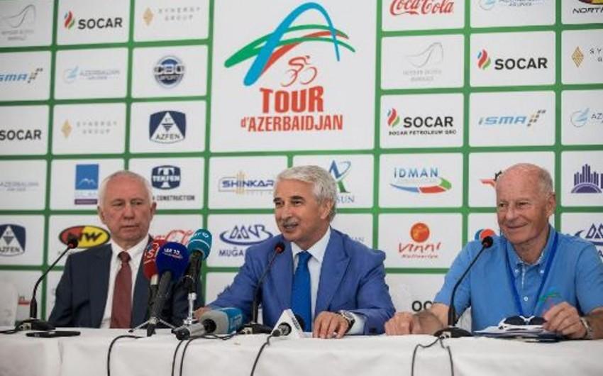 """Sahib Ələkbərov: """"Tour dAzerbaidjana daha bir mərhələnin artırılması müzakirə olunur"""
