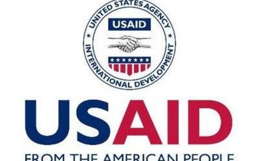 USAID-in Azərbaycan üzrə yeni missiya direktoru vəzifəsinin icrasına başlayıb
