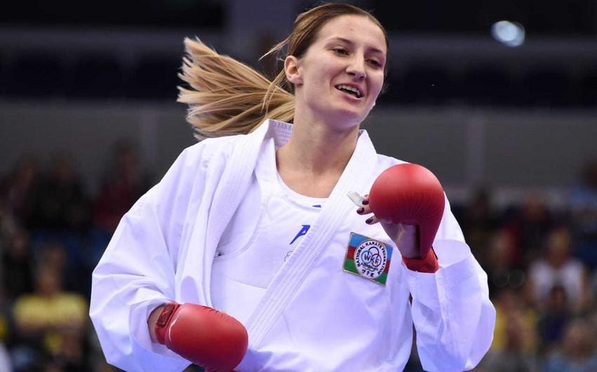 Азербайджанская спортсменка взяла серебро II Европейских игр