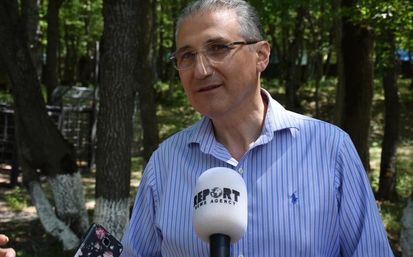 Muxtar Babayev: Özəl zooparklarda və restoranlarda zədəli heyvanlar saxlanılır