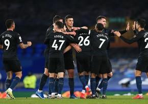 Манчестер Ситис 10-очковым отрывом лидирует в АПЛ