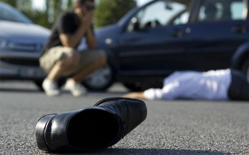 Bakıda yolu keçmək istəyən kişini vuran sürücü hadisə yerindən qaçıb