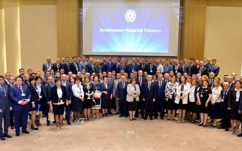 Azərbaycan Notariat Palatası təsis edilib