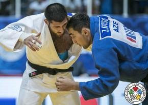 Азербайджанский дзюдоист выиграл золотую медаль на турнире Большого шлема