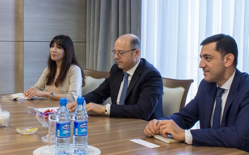 Avropa Enerji Cəmiyyəti Azərbaycan Energetika Nazirliyi ilə əməkdaşlıq etmək niyyətindədir