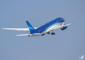 AZAL перевез 489 тыс. пассажиров за 8 месяцев