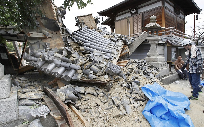 11 injured after quake hits central Japan