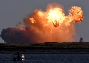 Началось расследование взрыва космического корабля SpaceX