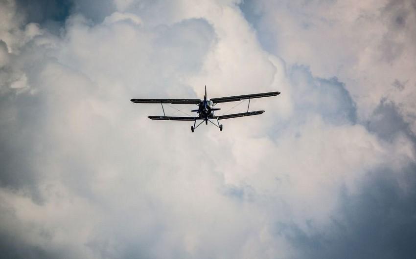 В США три человека погибли при крушении легкомоторного самолета