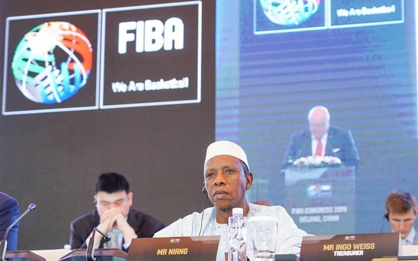 Избран новый президент Международной федерации баскетбола