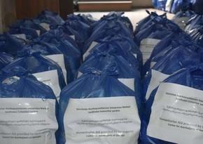 ЦИАГ оказал помощь 500 малообесеченным семьям в Грузии