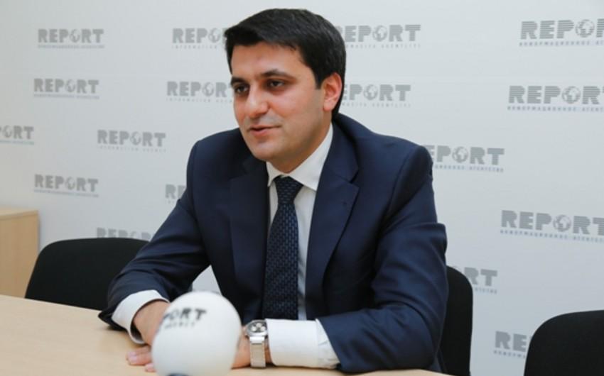 Elnur Məmmədov: Azarkeşlərin stadionlara yandırıcı maddələr keçirməmələrindən ötrü bədən yoxlanışı aparılmalıdır