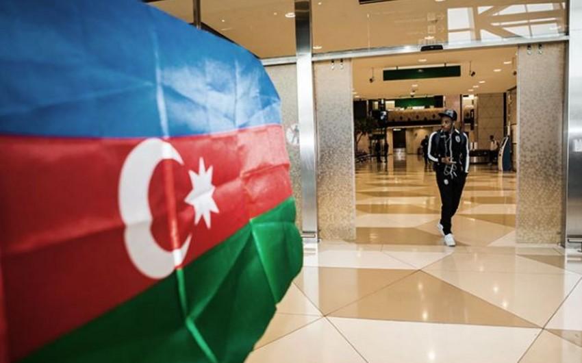 ФК ПАОК прибыл в Баку на матч с Карабахом