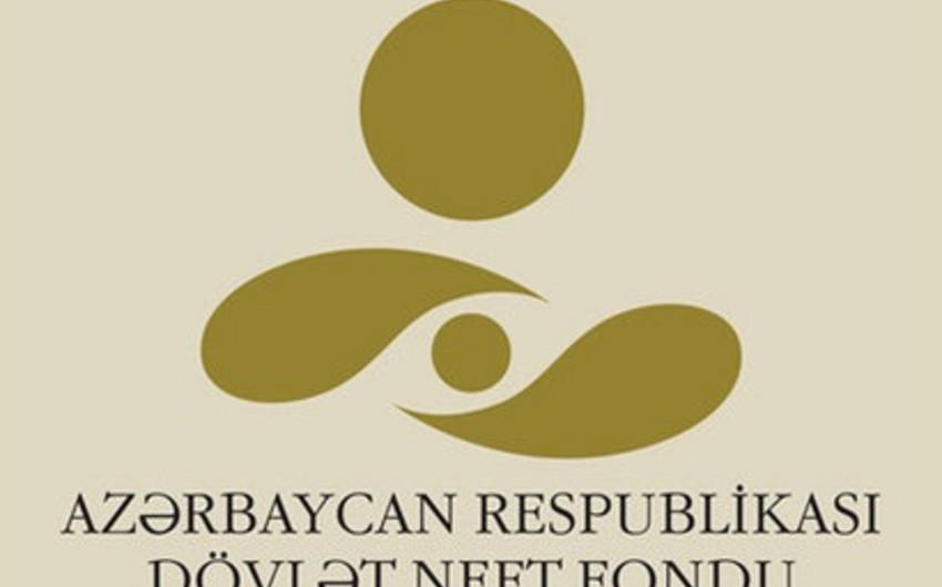 Azərbaycan Dövlət Neft Fondu I rübdə büdcəyə transfertin həcmini açıqlayıb