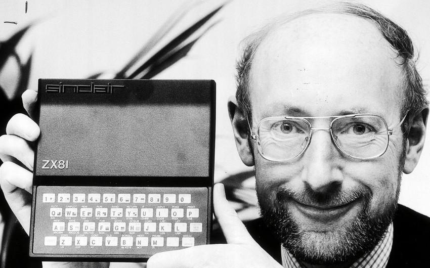 Умер создатель компьютеров ZX Spectrum