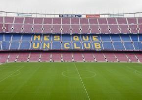 Barselonanın stadionu vaksinasiya mərkəzi olacaq