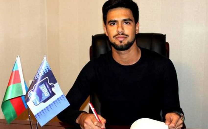 """Zirə"""" klubu qış fasiləsində ilk transferini reallaşdırıb"""