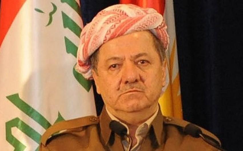 Məsud Barzani: İki il ərzində Kürdüstan müstəqil olacaq