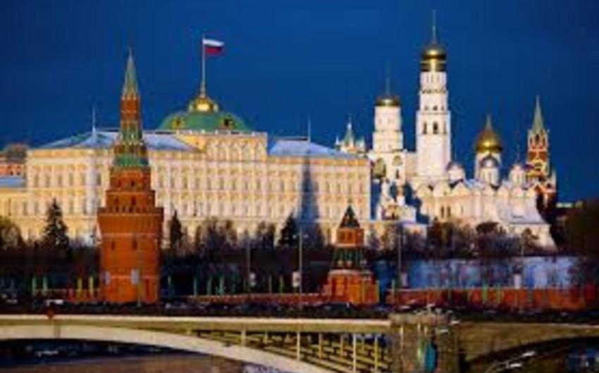 Kreml məmurlarının maaşı azaldılıb