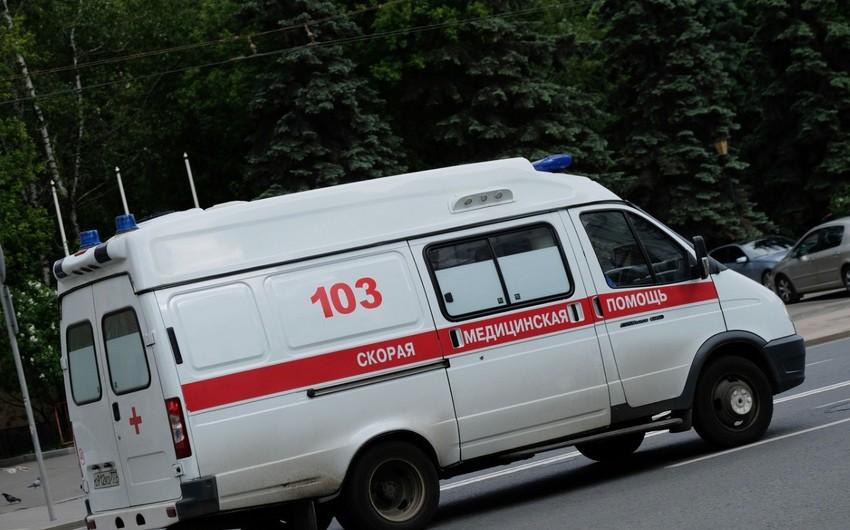 Çelyabinsk yaxınlığında yol-nəqliyyat hadisəsi baş verib, ölənlər var