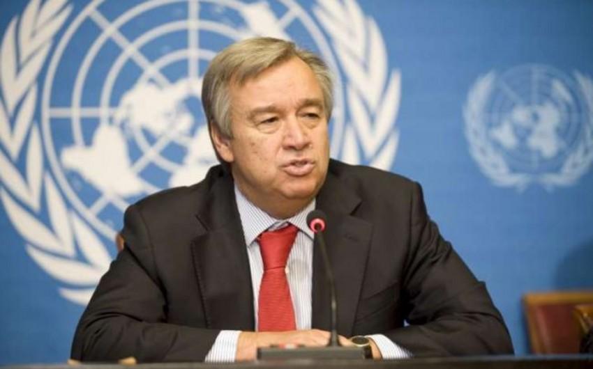 Генсек ООН: Сообщения о химатаках в Сирии требуют расследования ОЗХО